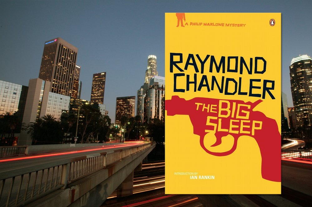 LOS ANGELES - 'The Big Sleep' by Raymond ChandlerThe course begins in LA, USC's home city. We look at Southern California's founding myths, and ask why the Golden Land boasts such a dark literary heritage.