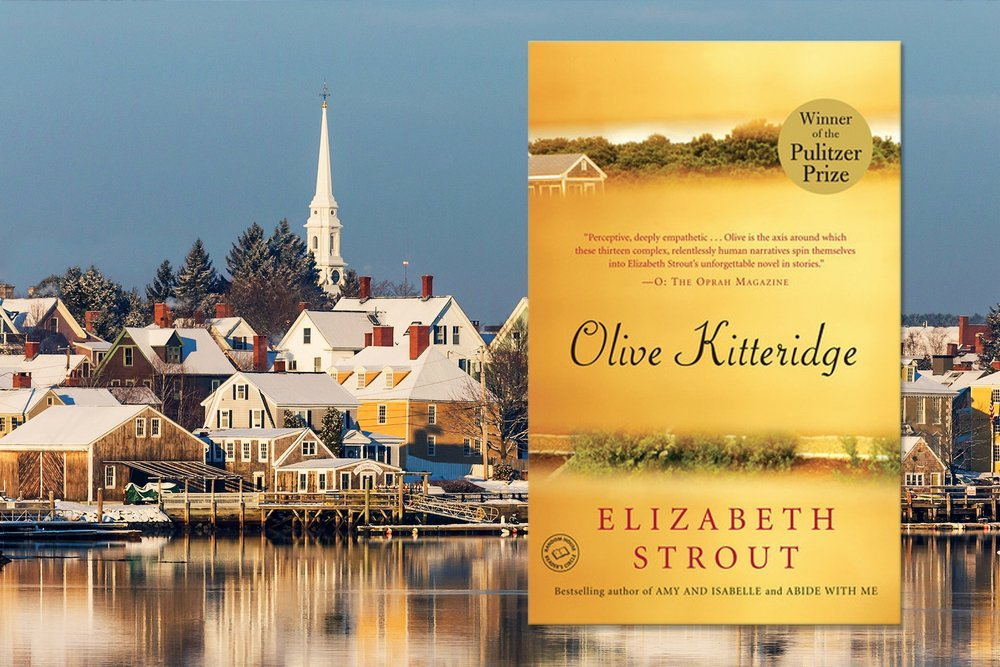 NEW ENGLAND - 'Olive Kitteridge' by Elizabeth StroutYankee New England is 'white and uptight' - or so says Maine novelist Elizabeth Strout. Is she right? We dig into classic and contemporary New England fiction to find out.