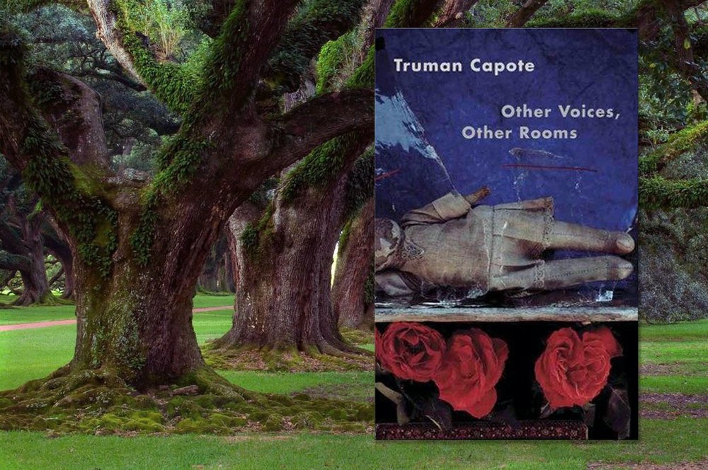 THE SOUTH - 'Other Voices, Other Rooms' by Truman CapoteThe South wrestles with the weight of its history. Truman Capote's brilliant first novel captures the contradictions of this fascinating and troubling region.