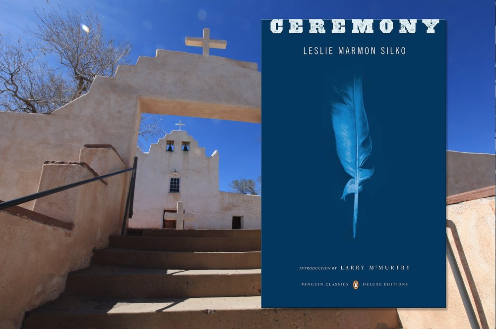 NATIVE AMERICA - 'Ceremony' by Leslie Marmon SilkoLeslie Marmon Silko chronicles Native American life in the desert Southwest. Her punchy and poetic work looks back to a traumatic past, and forward to the future.