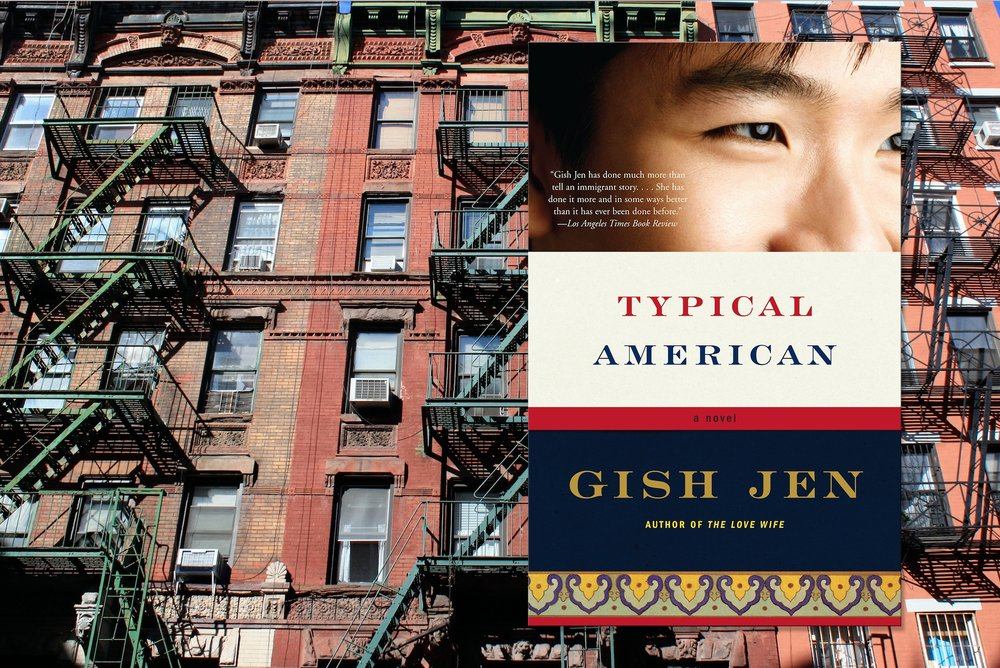 NEW YORK CITY - 'Typical American' by Gish JenNew York fiction is a world to itself, and could form the basis for a whole new Bookpackers' course. We focus on New York as a place of ambition, and as the epicenter of the American 'melting pot'.