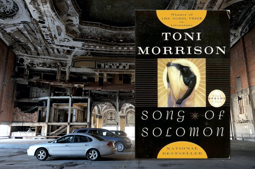 AFRICAN AMERICA - 'Song of Solomon' by Toni Morrison'Song of Solomon' traces the African American trajectory backwards, from 20th c. Michigan to 19th c. Virginia. It's a novel with profound relevance in this racially divided nation.