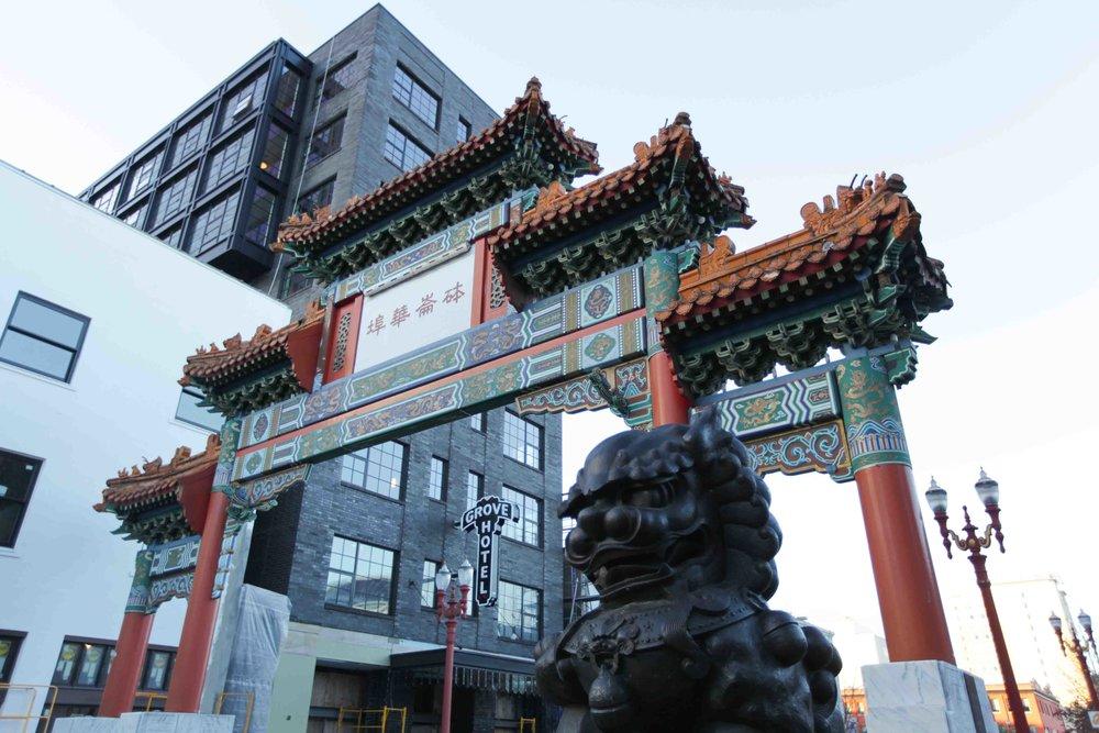 Chinatown, Portland