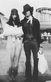 Robert and Patti, Coney Island (Just Kids)