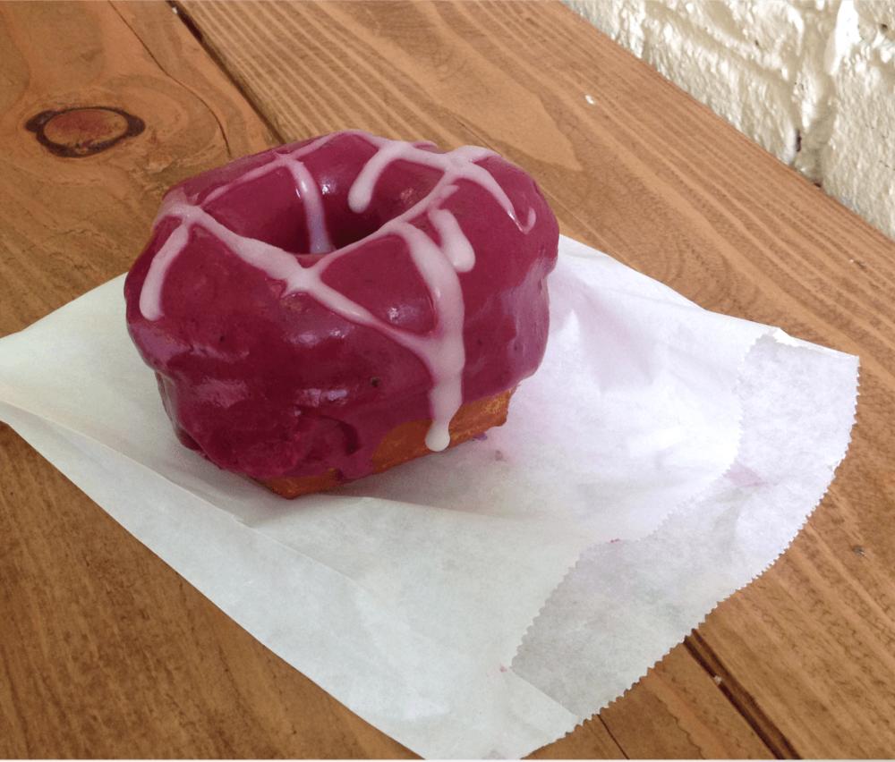 My gourmet $4.00 donut