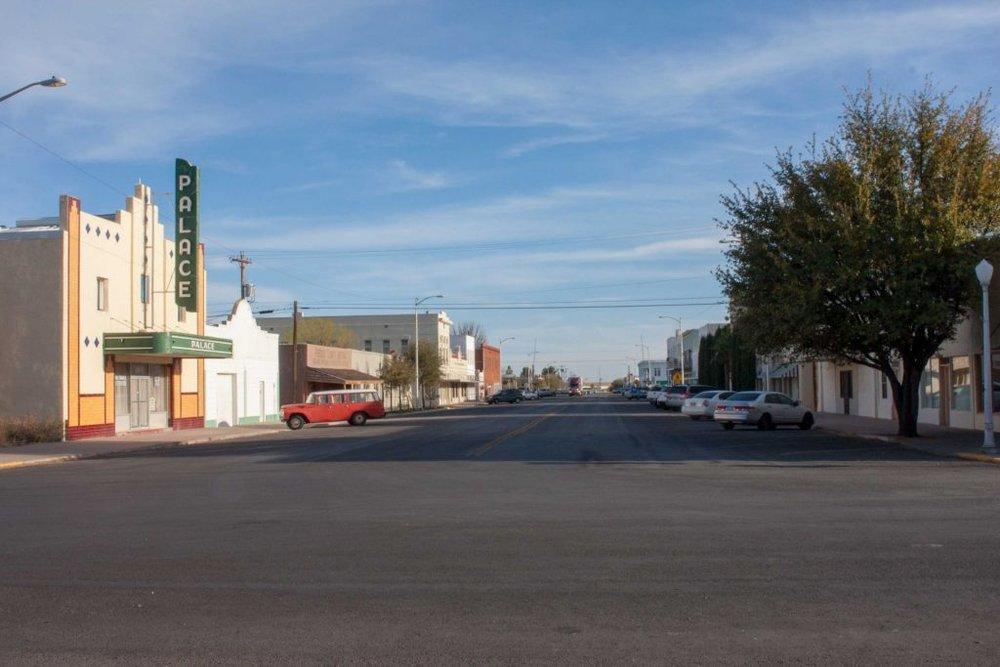 Main Street, Marfa, TX