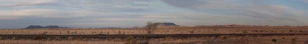 West Texas panorama