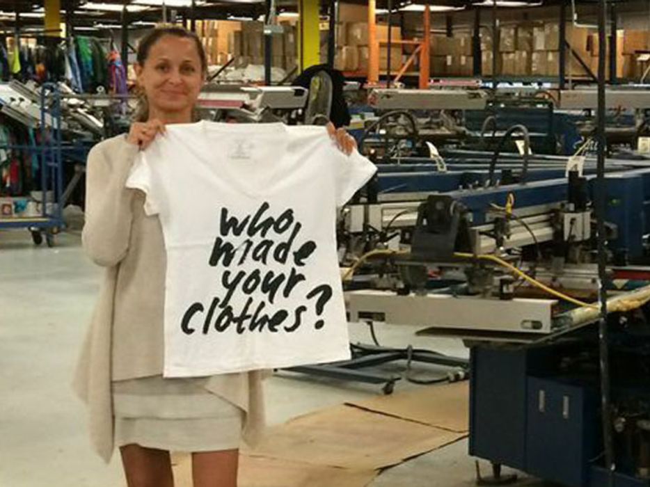 MetaWear manufactures and screen prints organic cotton t-shirts in the United States using renewable energy and zero chemicals. Learn more about ordering custom printed MetaWear t-shirts  here .