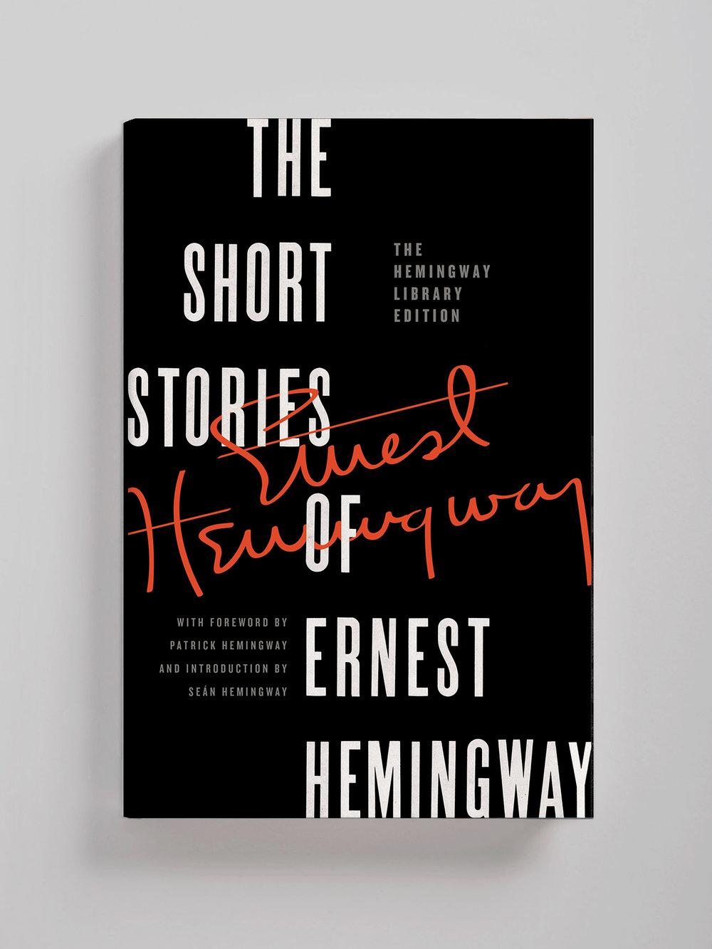 The Short Stories of Ernest Hemingway unused
