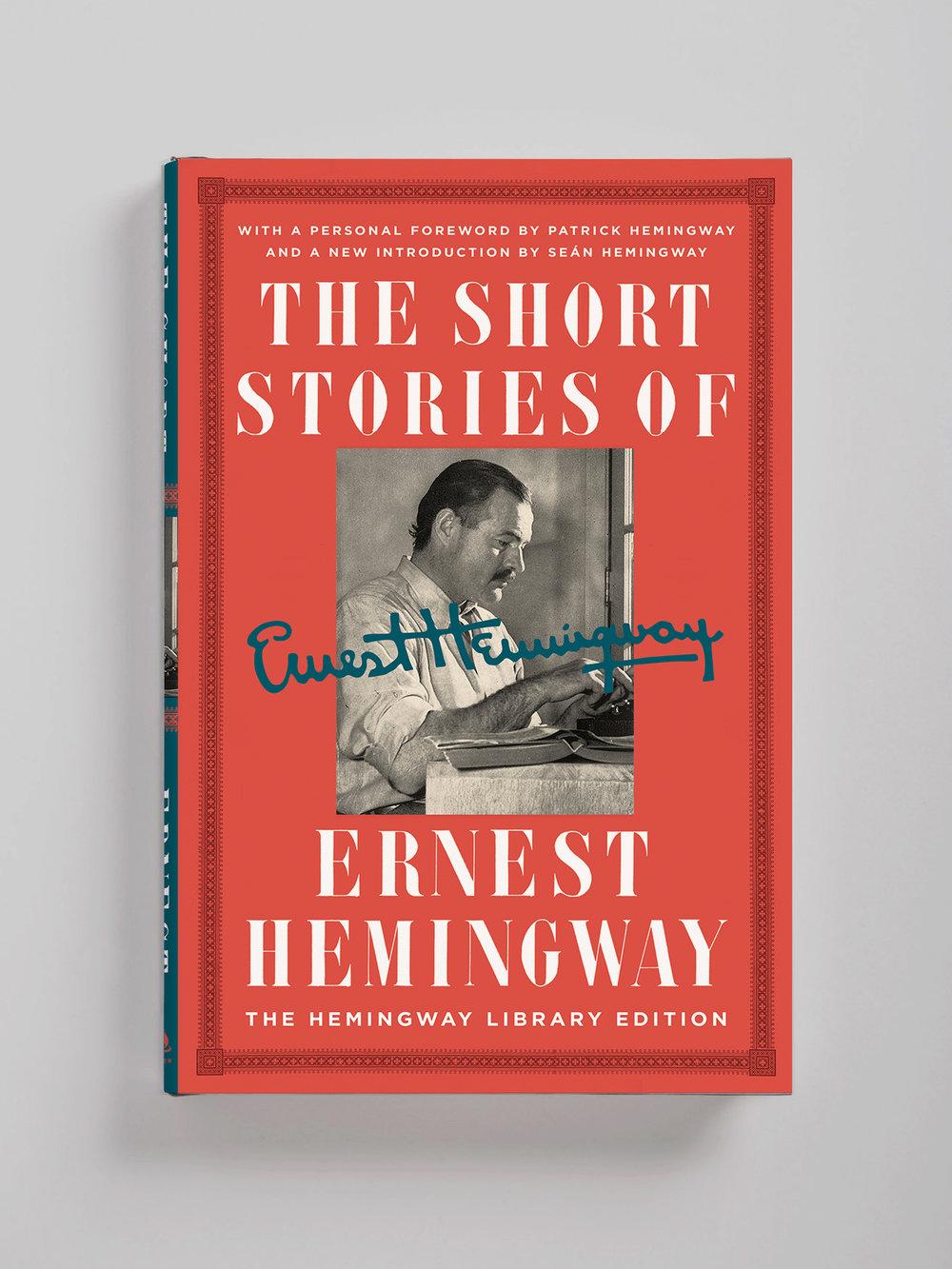 The Short Stories of Ernest Hemingway.jpg