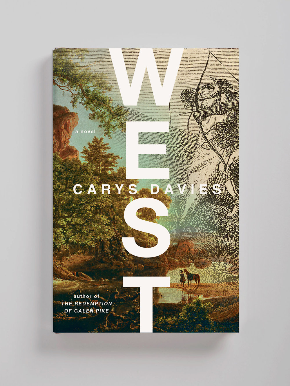 West—Carys Davies