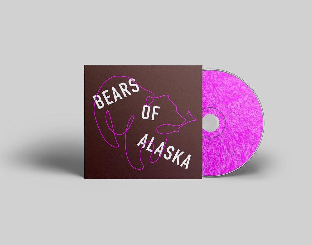 Lauren Peters-Collaer—Bears of Alaska Album
