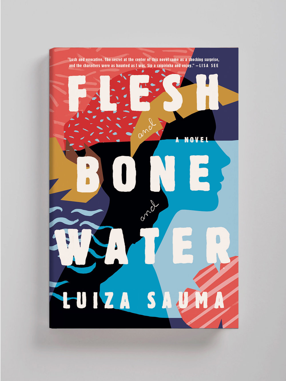 Lauren Peters-Collaer—Flesh and Bone and Water