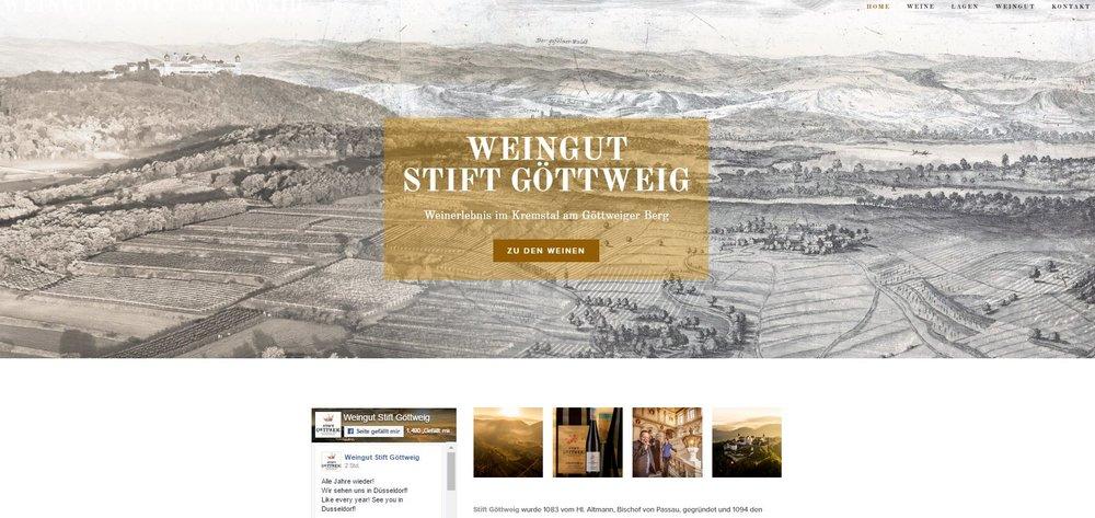 Weingut Stift Göttweig