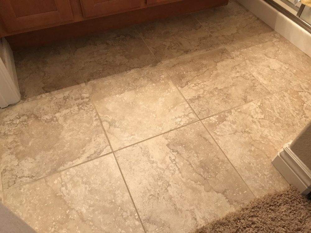 Restroom Tile and Grout Cleaning and Tile Coating in Roseville, CA ...
