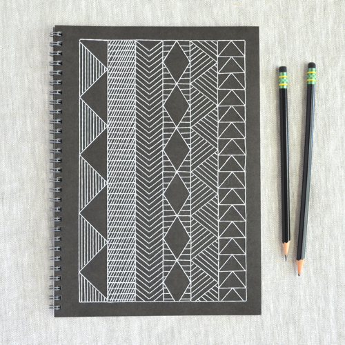 KOTO Hand Embroidered Paper Goods