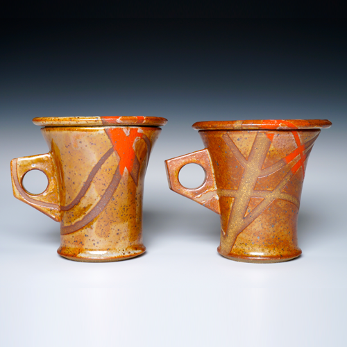 VICKI FINKEL CERAMICS My functional ceramic pieces aim to transform objects we use every day into unique works of beauty that echo nature's rhythms and patterns.