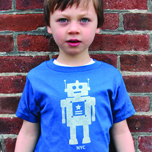 LUNACY DESIGN Lunacy design hand screen prints it's Hip designs on baby, children & adult shirts.  Made from 100% Organic cotton, printed in Brooklyn.
