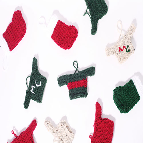 SLOPE GIRL KNITS From personalized knit ornaments to birthday buntings and home decor, Slope Girl Knits creates handmade and one of a kind gifts to help build great memories and celebrate special occasions.