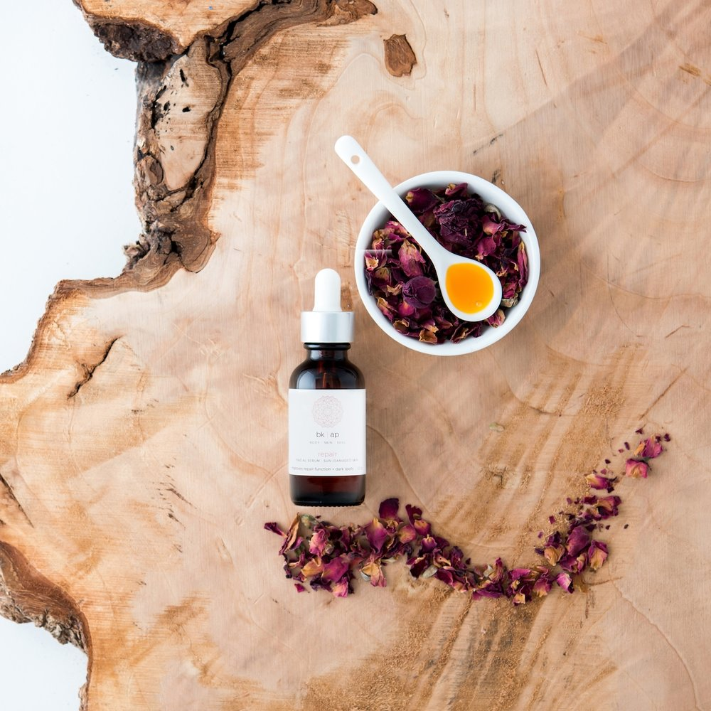 bk apothecary   Herbalist designed skincare