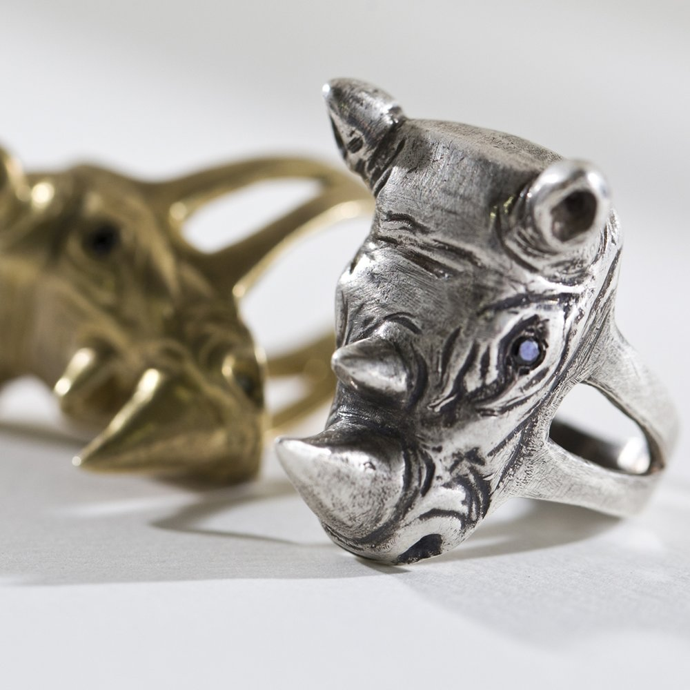Topolski Jewelry   edgy and unique animal jewelry, made in NYC