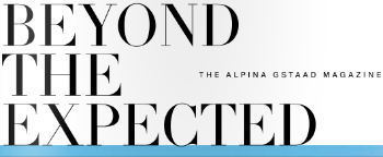 The Alpina Gstaad Magazine