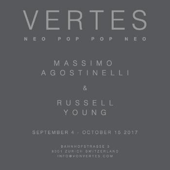 VERTES |  MASSIMO AGOSTINELLI  &  RUSSELL YOUNG  | ZURICH, SWITZERLAND