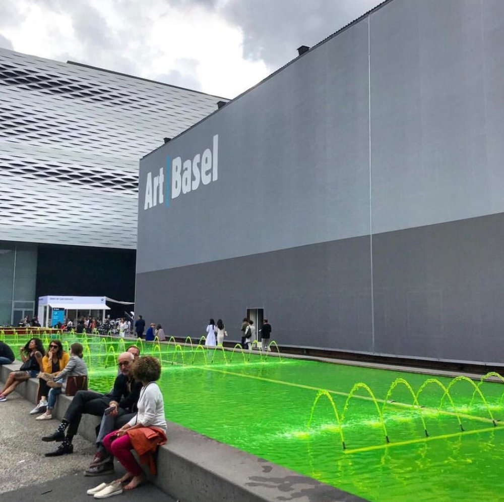 MASSIMO AGOSTINELLI | ART BASEL 2018