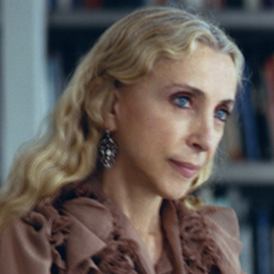 FRANCA SOZZANI former Editor in Chief,   Vogue Italia