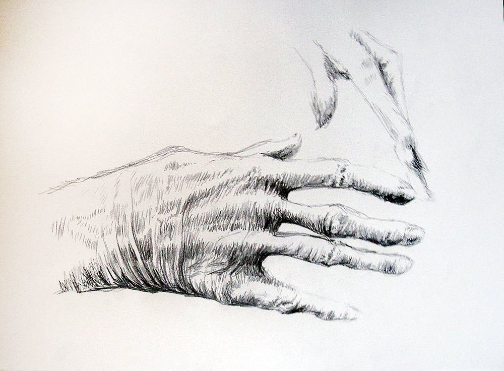 Dorothy's Hands
