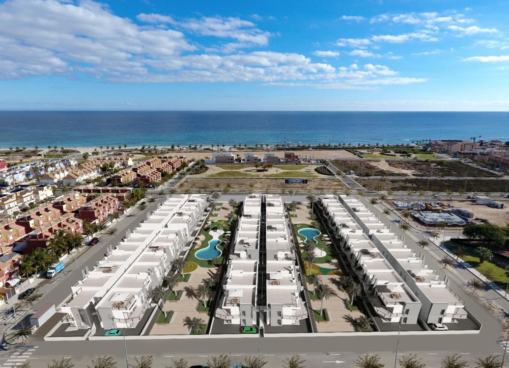 Lägenheter vid stranden i Torre de la Horadada: Från: 169.900€