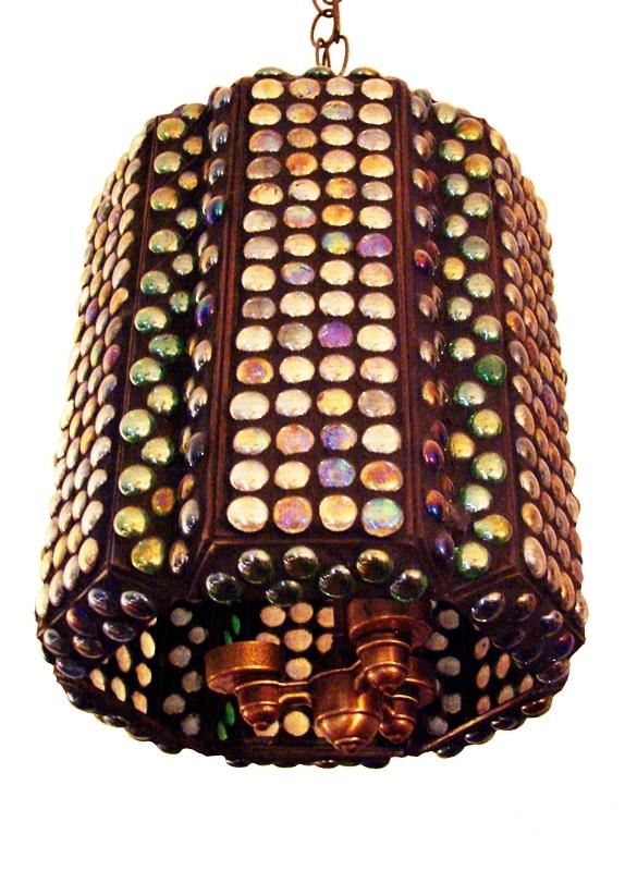 Gem Lamp Mosaic