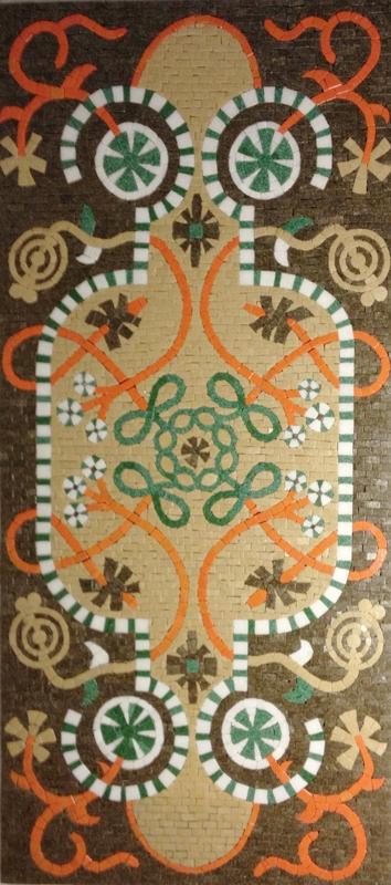 Fireplace Mosaic Rugs