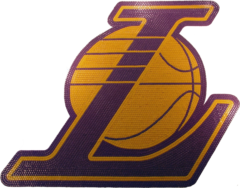 Lakers Floor