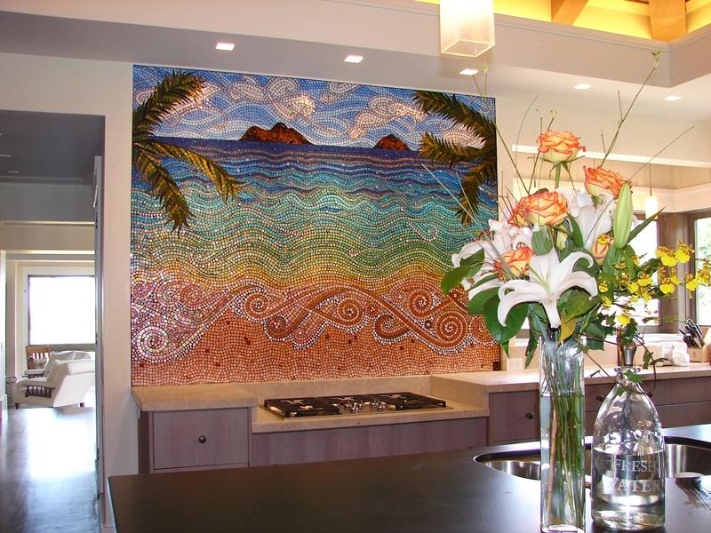 Mokuluas Interior Design Mosaic