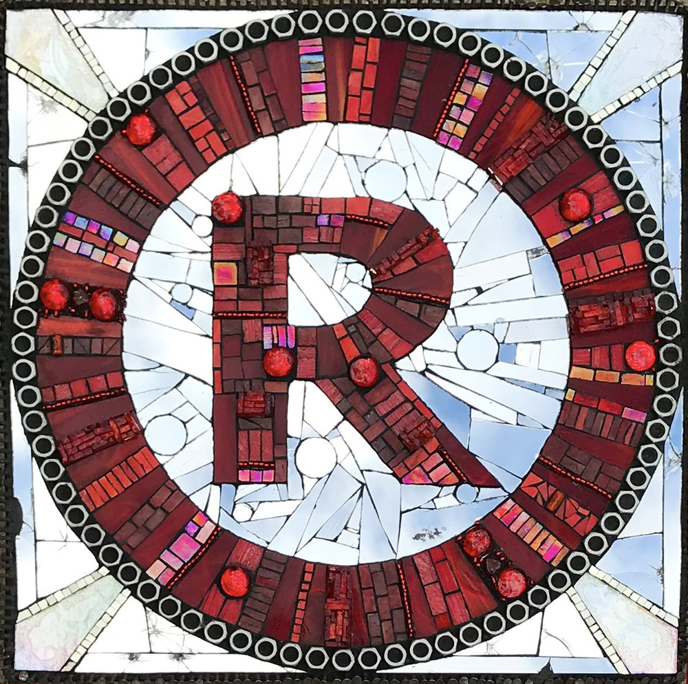 Registered Trademark Mosaic