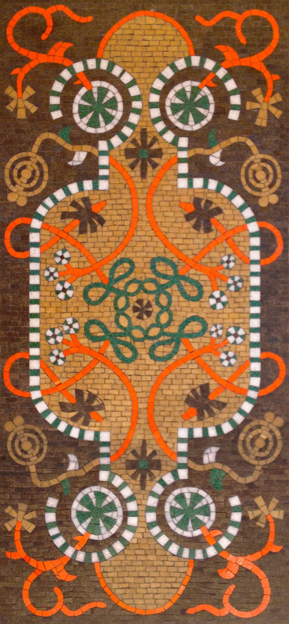 Copy of Fireplace Mosaic Rugs