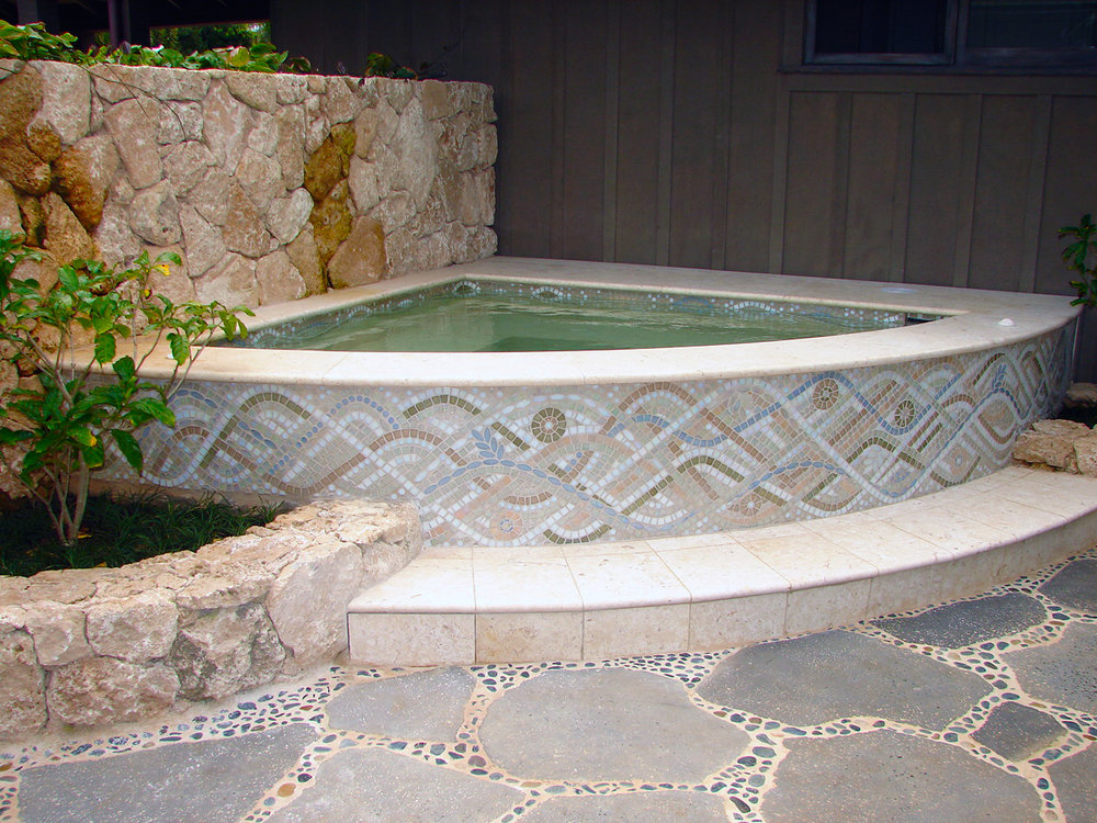 Secret Spa Mosaic