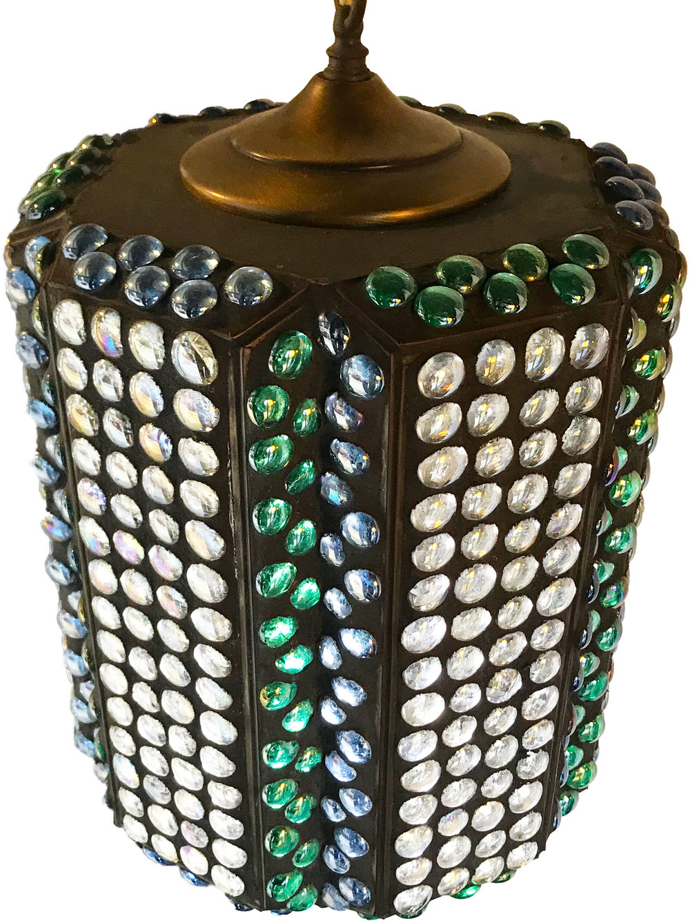Gem Mosaic Lamp