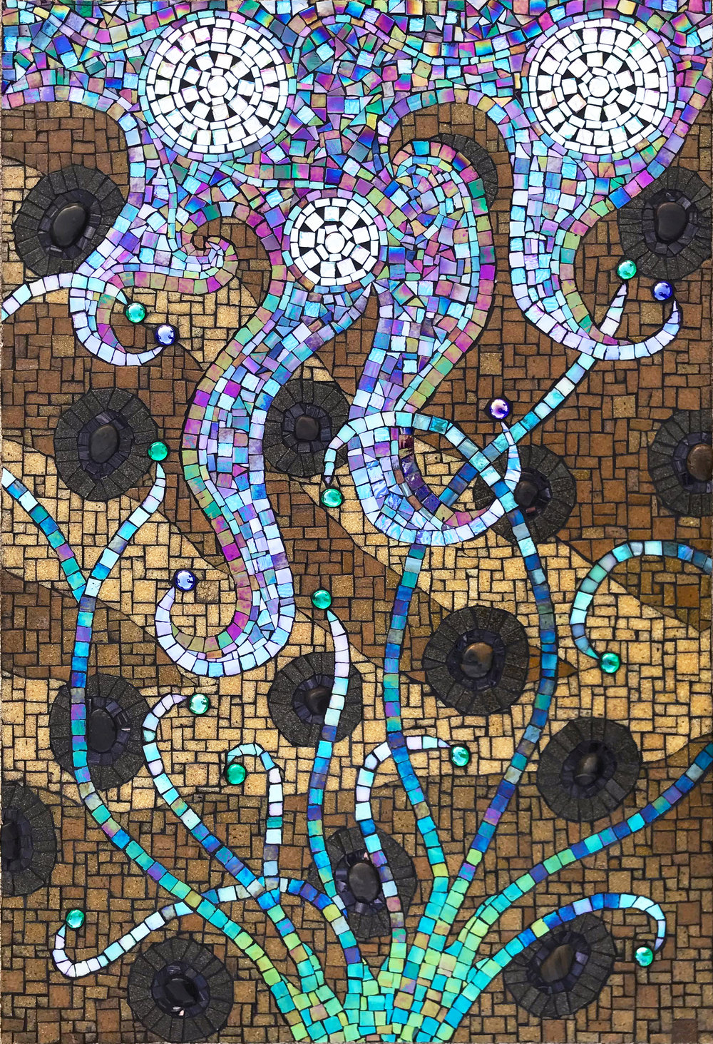 Cycles Mosaic