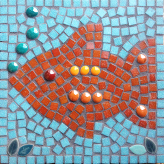 Simple Kids Mosaic Project