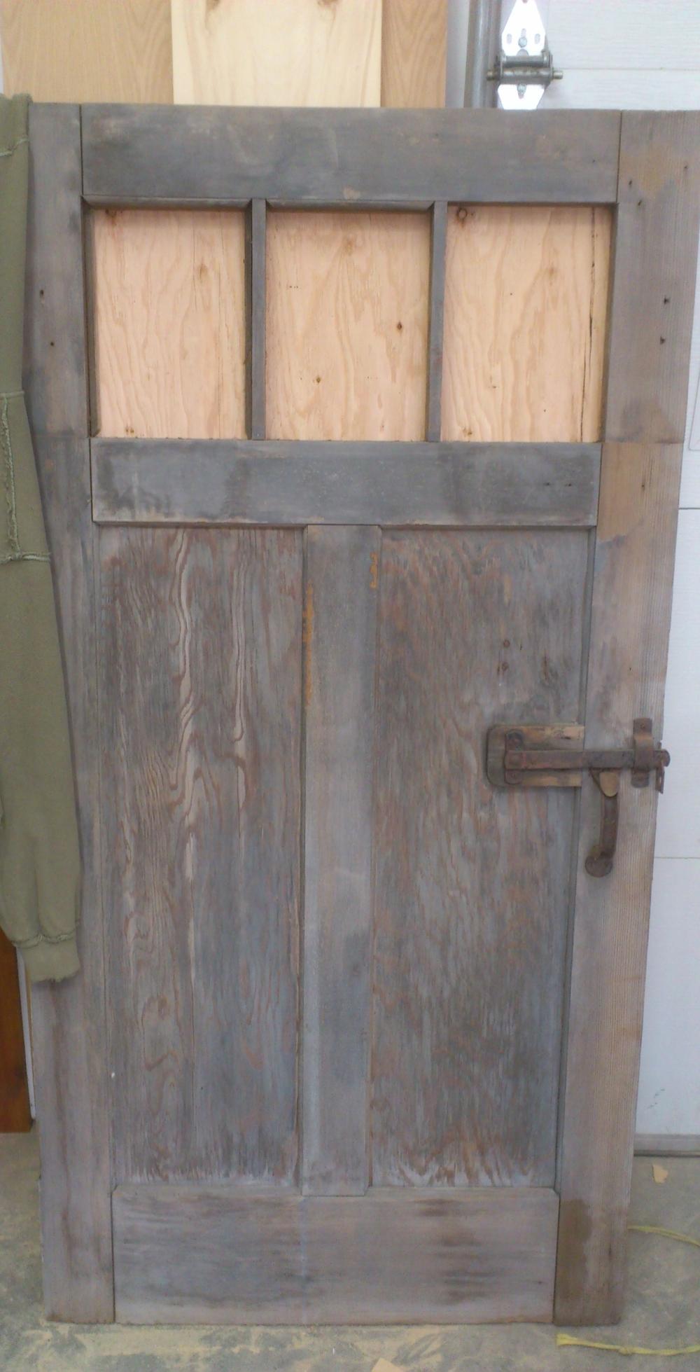 Barn Door Desk Ct Carpentry