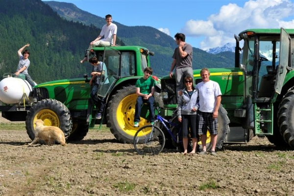 Our friends and Green Moustache suppliers, Discovery Organics, know all about Organic farming and preserving beautiful BC land