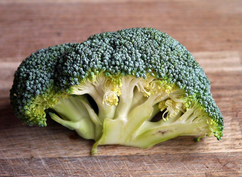 Broccoli Superfood Sea to Sky Thrivers