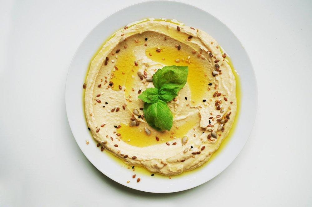 Hummus bean dip Sea to Sky Thrivers