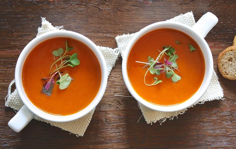 Healing Tomato Soup