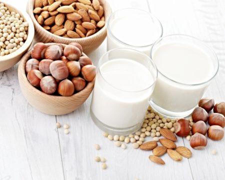 Homemade Raw Nut Milk