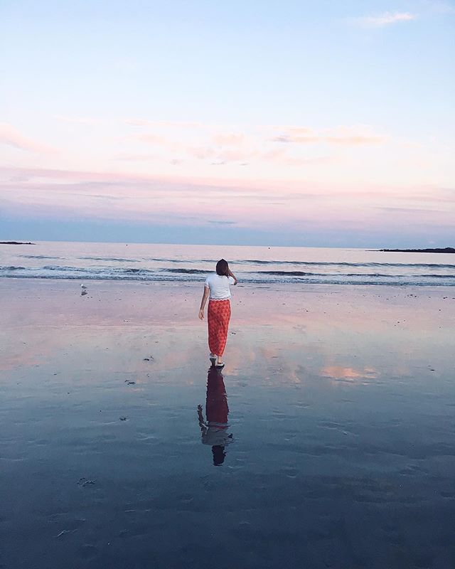 C  R  A  B  B  Y 🦀  P  A  T  T  I  E . . . . #maine #york #yorkharborbeach #yorkharbor #summer #my #endofsummer #vacation #vacationmode #beach #beachmode #sunset #beachviews #views #waves #tide #lowtide #crab #crabfest #northeast #eastcoast