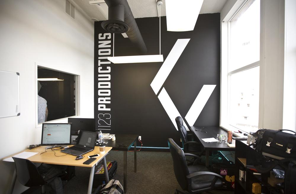1123 Productions studio