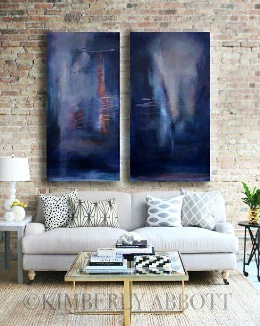 Cloud Walker no.1 & 2 in brick living room (WM).jpg